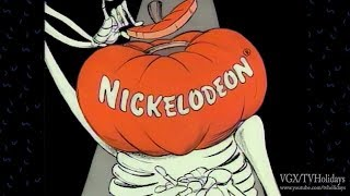 Nick Splat HD US Halloween Continuity and Idents 2017