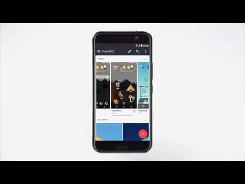 HTC Freestyle Layout