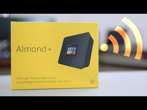 Securifi Almond Router + AP Your Next Wireless Access Point