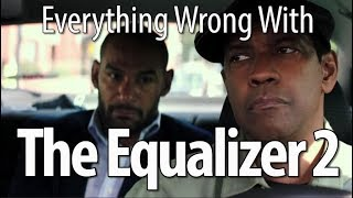 Everything Wrong With The Equalizer 2 In 17 Minutes Or Less