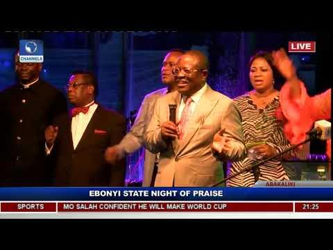 Ebonyi State Night Of Praise Pt.13  Live Event 