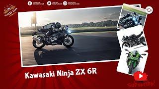 Ninja ZX6R 2019 first look Videos - 9tube tv
