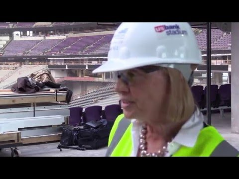 Interview with Michele Kelm-Helgen of the Minnesota Sports Authority on Greater MSP Business