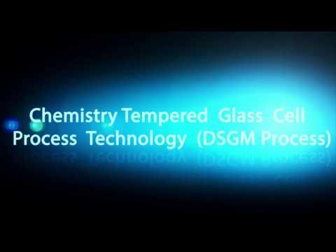 Chemical Strength Glass Sheet Process