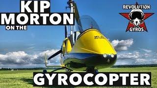 Gyrocopter Girl | GulluTube