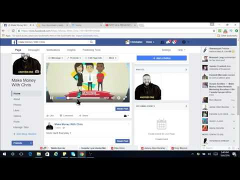 MCA How To Make Sales With Facebook Fan Page