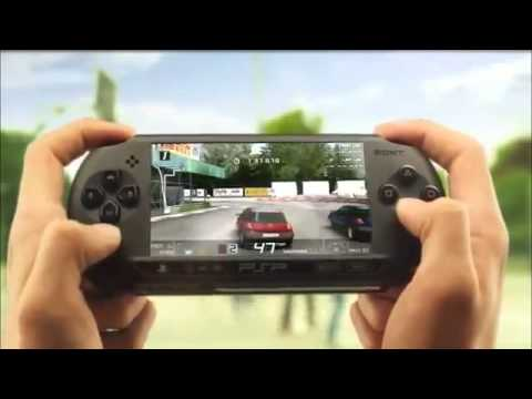 Sony - PSP E1004 - ピーエスピー - Handheld Game Console - TV Commercial - TV Advert - TV Spot - 2011