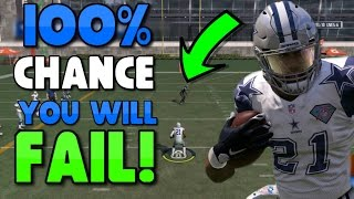 100% OF YOU WILL FAIL THIS LEVEL GUARANTEED!! Madden 17 Gauntlet