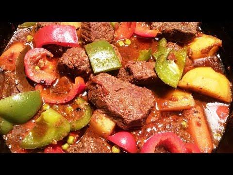 MECHADO (Beef Dish)