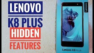 Best camera Settings for lenovo k8 plus