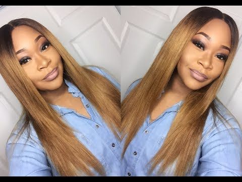From Blah To BLONDE   Is It Worth It?    Aliexpress West Kiss Hair
