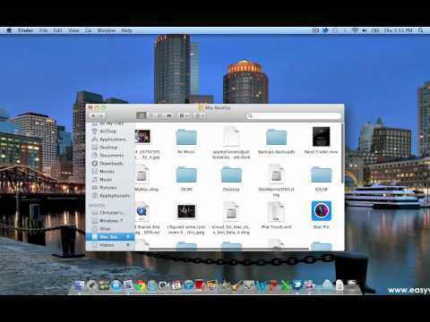 Clean Install OS X Lion 10.7 from USB