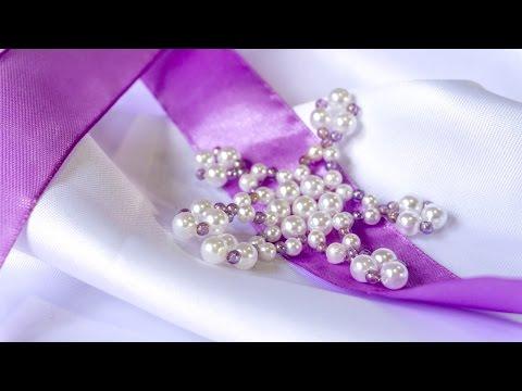 Beaded Belts for Wedding Dresses - DIY Crafts | HandiWorks #111