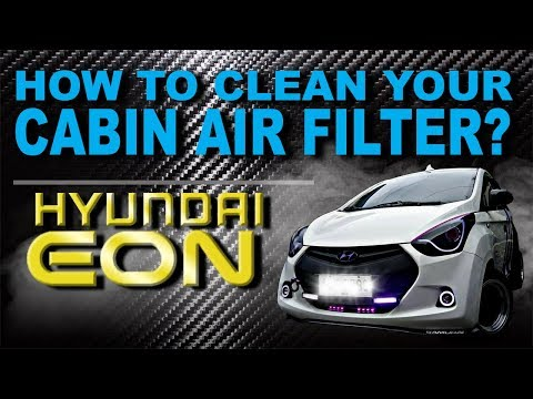 How to clean your Cabin Air Filter | DIY Guide