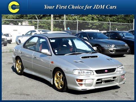 1998 Subaru Impreza WRX STi for sale in Vancouver, BC, Canada