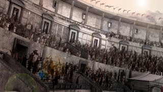History of the Roman Colosseum - Naumaquias