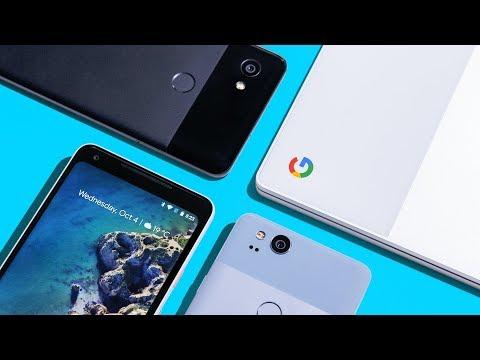 Google Pixel 2 & Pixel 2 XL - Is Google The New Apple? (In The Good Way)