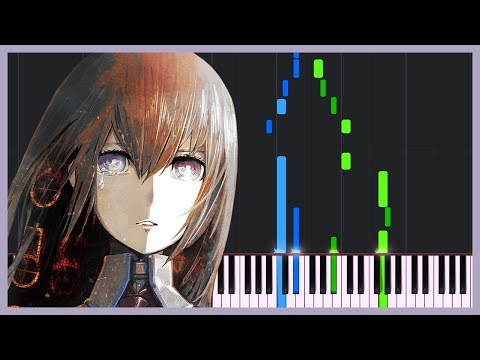 Believe Me - Steins;Gate [Piano Tutorial] (Synthesia) // Torby Brand