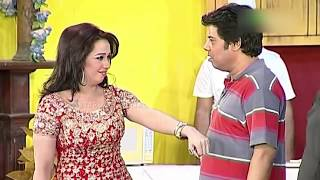 Banarsi Thag Nargis New Pakistani Stage Drama Full Comedy Funny Play