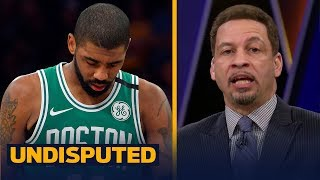 Chris Broussard reacts to the Celtics