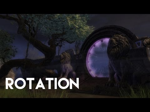 Guild Wars 2 sPvP: Rotation
