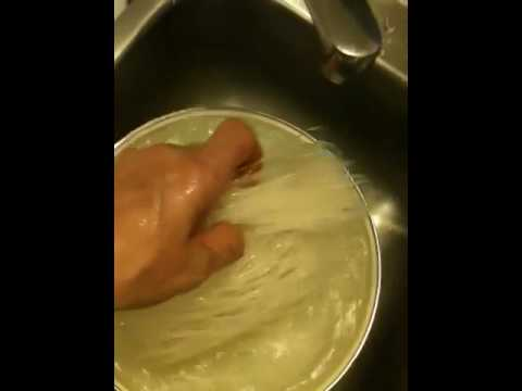 Softening Rice Noodles