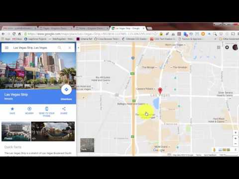 Cornerstone: Embedding a Google Map on your Church Website