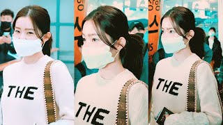 200225 레드벨벳 아이린 입국 직캠 4K Red Velvet Irene fancam @ 인천공항 by Spinel