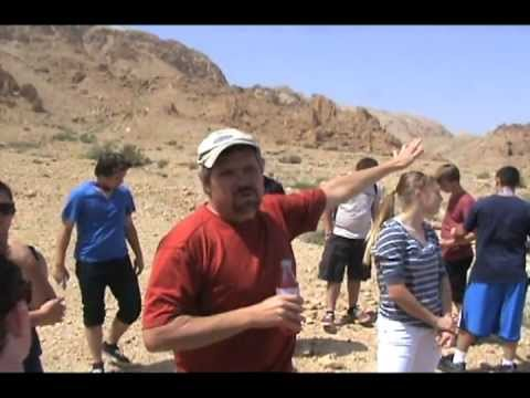 Climbing up to Qumran Cave 1