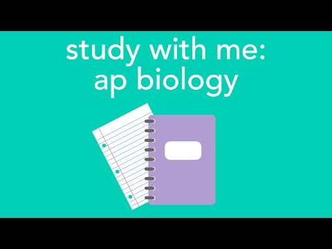 study with me: ap biology
