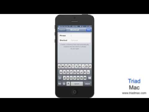 Create Text Shortcuts on Your iPhone