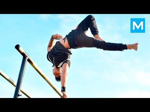 Next Level Calisthenics Workouts | Muscle Madness