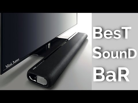 Top 8: Best Soundbars 2018 Review -Budget TV Sound Bar