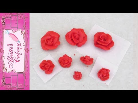 Miniature Roses on a Toothpick or Skewer- Captions