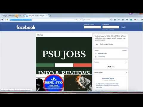 How to add facebook fan page on wordpress blog or website Hindi/Urdu