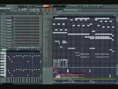 Trance song (Fl Studio)