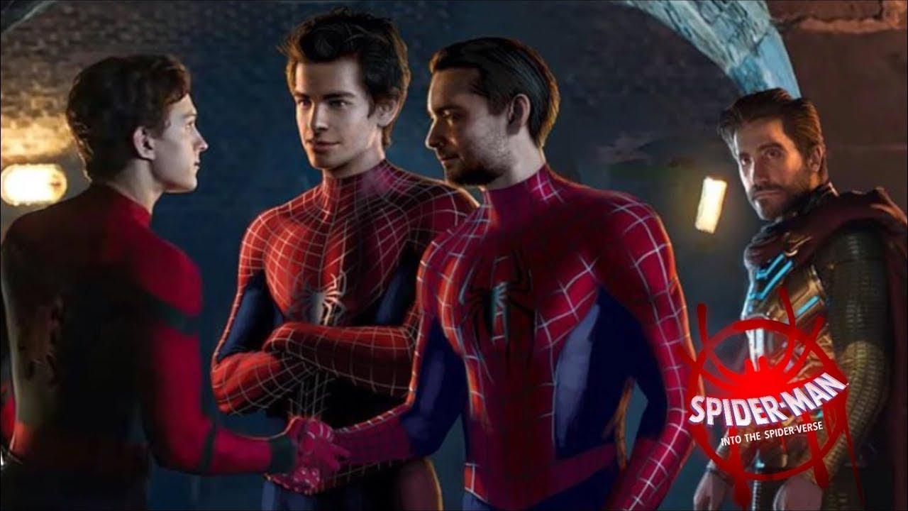 Spider-Man: Spider-Verse - Live Action Short Film (2020) Tobey Maguire, Andrew Garfield, Tom Holland