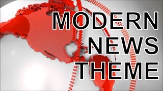 Modern News Theme (Synth and Orchestra)