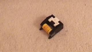 New Lego Battlebots Minotaur Tutorial