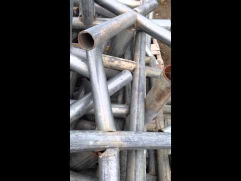 Aluminum Pipes in Iowa