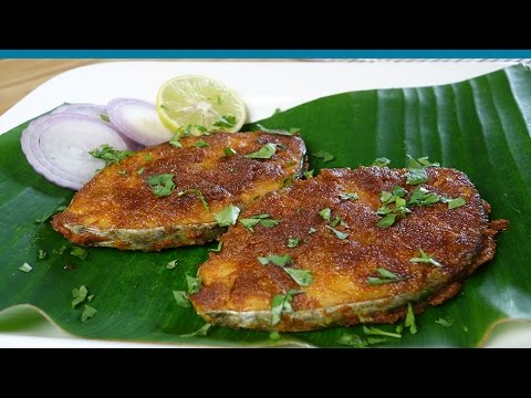 Fish Fry / Seer Fish/ King Fish Fry Homemade Recipe