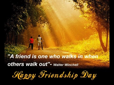 Happy Friendship Day Wishes Images with Best Quotes & Sayings