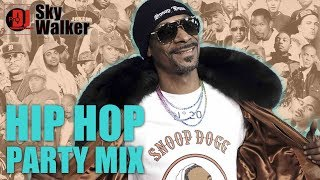 DJ SkyWalker #68 | Hip Hop Party Mix Old School Rap 2000s 90s Mix | 100% Vinyl