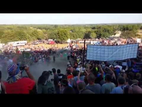 Rednecks With Paychecks 2014 Barbie Jeep Race