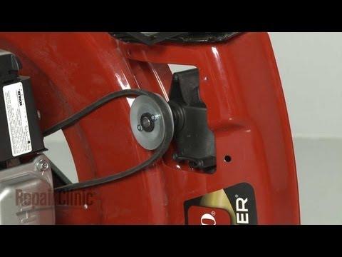 Toro Lawn Mower Won't Self Propel? Replace Drive Belt #117-1018