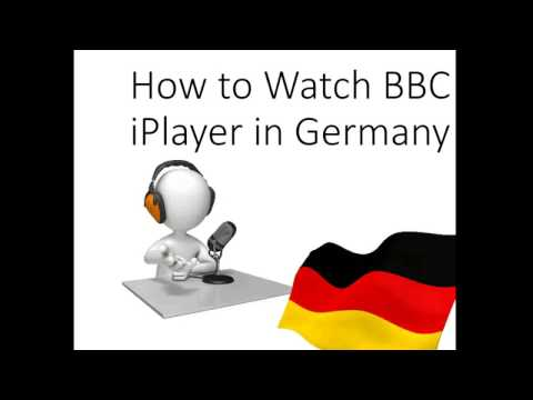 How to Watch BBC iPlayer Germany