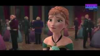 """""""A Festa Acabou"""" - Cena fandublada de Frozen"""