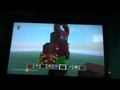Minecraft skylanders