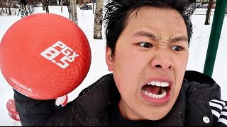 IMPOSSIBLE TRICK SHOTS CHALLENGE!!!