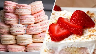 5 Strawberry Recipes To Make Date Night Extra Special •Tasty